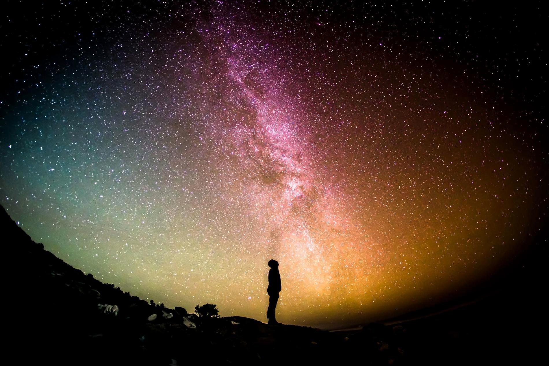 Astro-Randonnée: Balade sous la voûte céleste entre ciel étoilé et constellations Vallouise