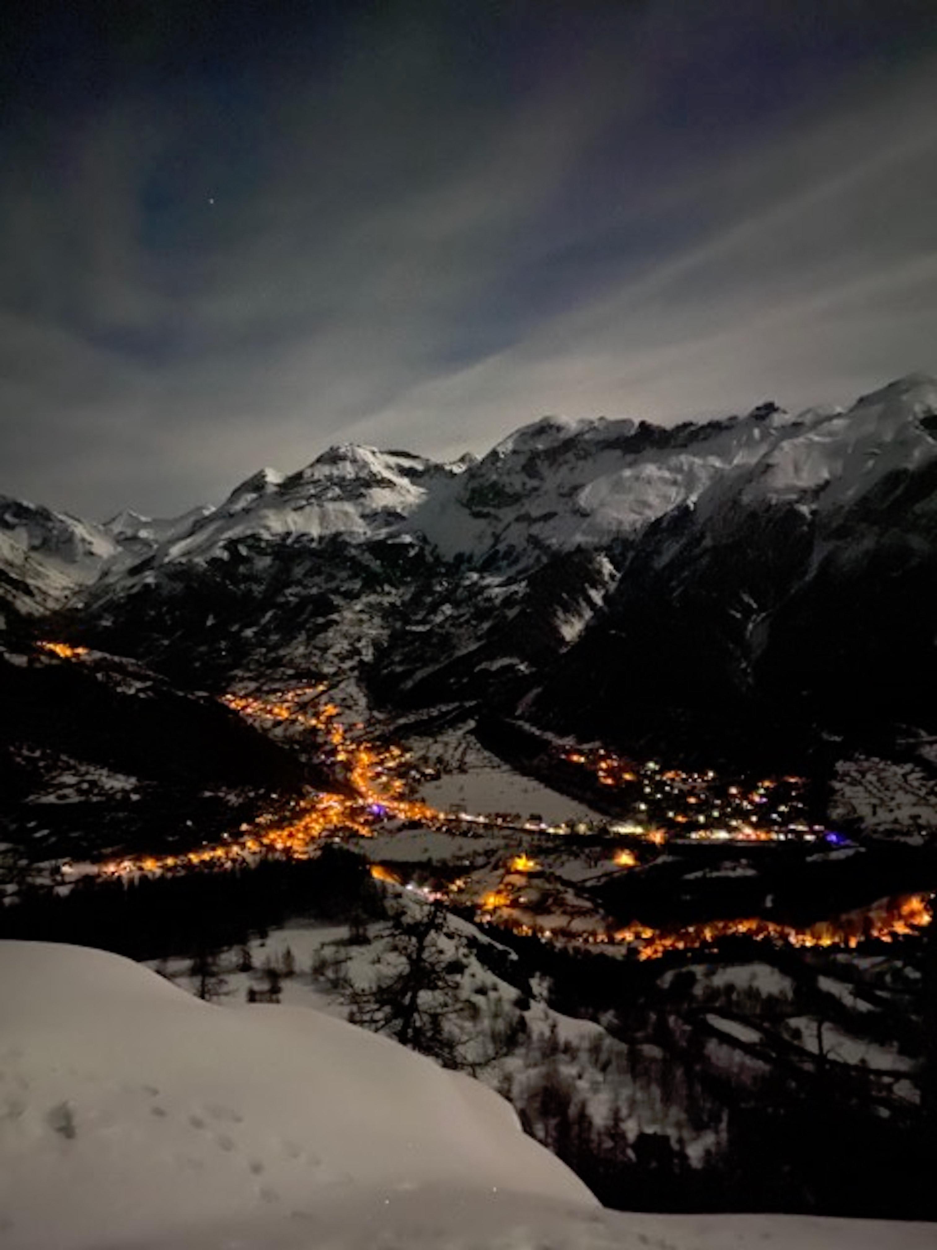 Soirée aux flambeaux apéro! Puy-Saint-Vincent