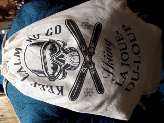 sac à dos ski Le Dévoluy