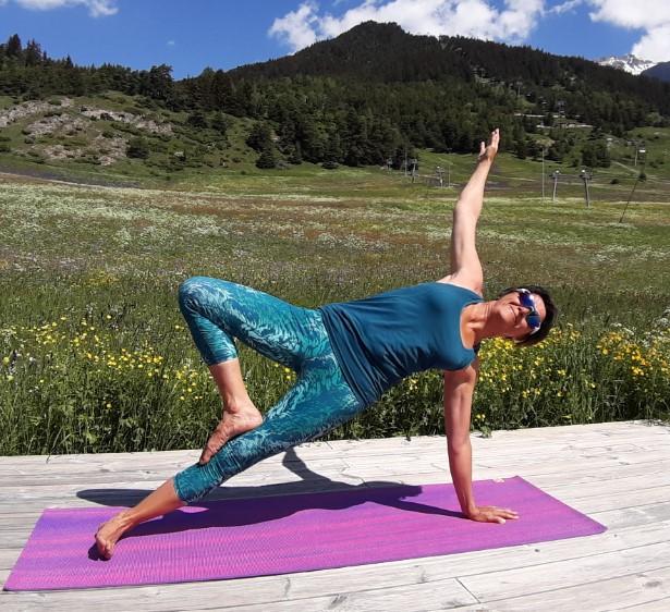 Yoga Gourmand Aussois
